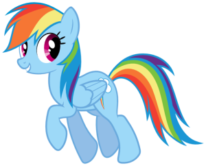 rainbow-dash-vector